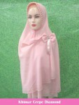 Khimar Crepe Diamond