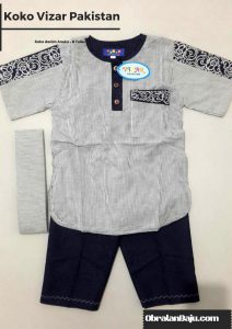 supplier koko denim anak murah