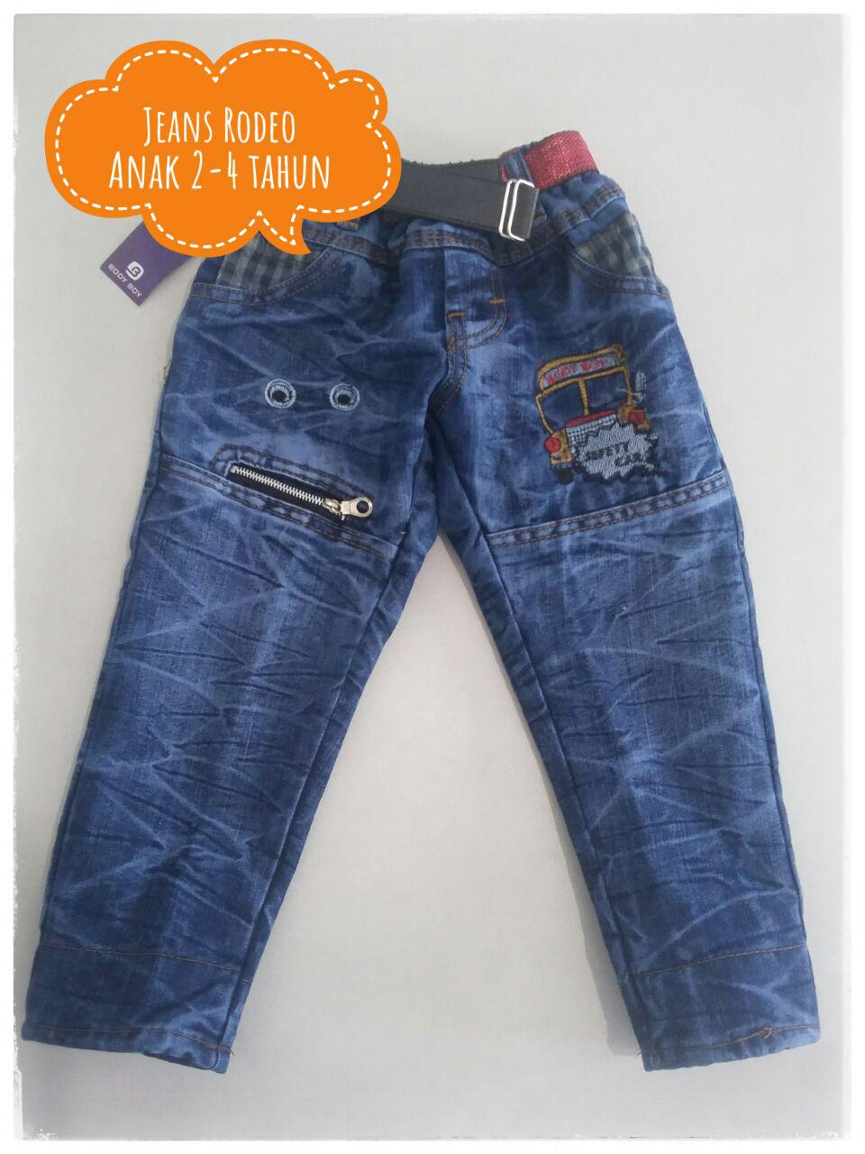 supplier celana jeans anak