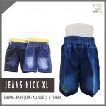 Distributor Jeans Nick XL Murah